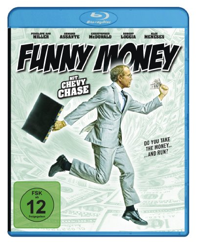 Funny Money [Blu-ray] [Alemania]