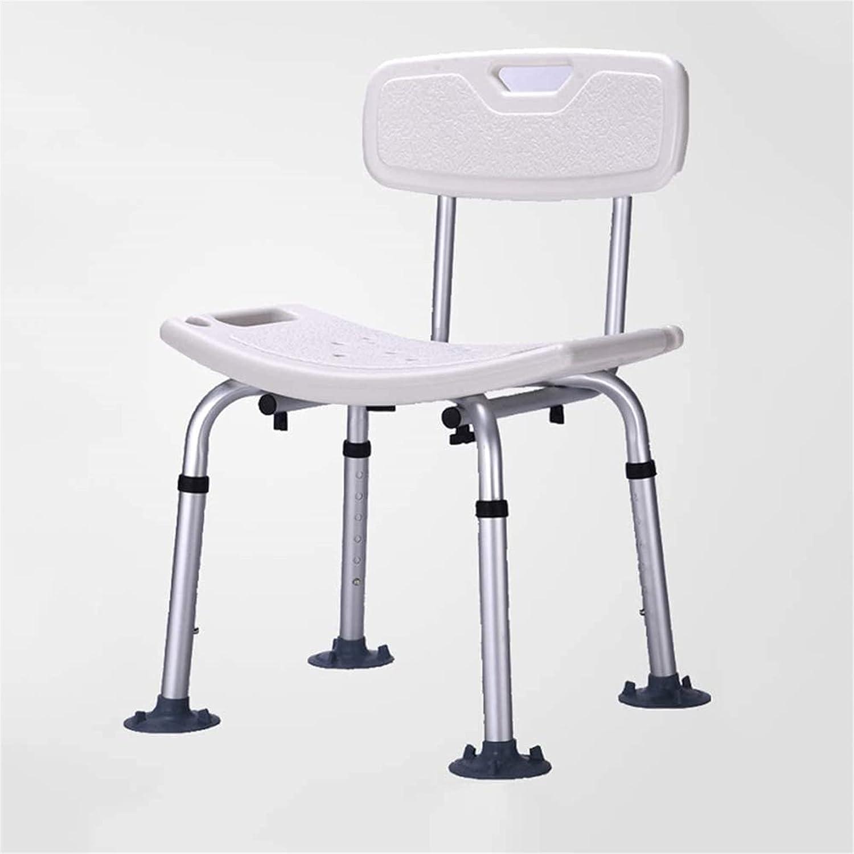 Universal Adjustable Bathroom Stool Max 80% OFF Height Shower Adjusta Chair Challenge the lowest price