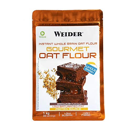 Joe Weider Victory WJW.209201Oat Gourmet Flour Brownie Bag 1 Kilogram
