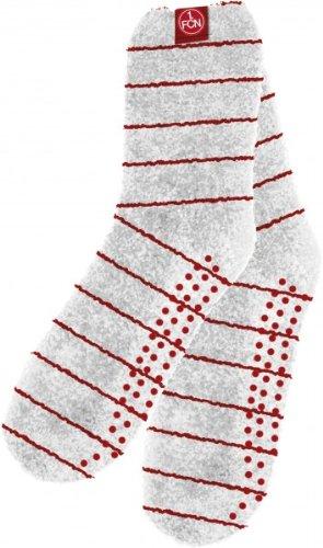 1.FC Nürnberg Kuschelsocke / Socken One Size FCN Fanartikel