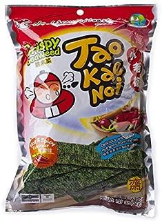 Best tao kae noi seaweed hot and spicy flavor Reviews