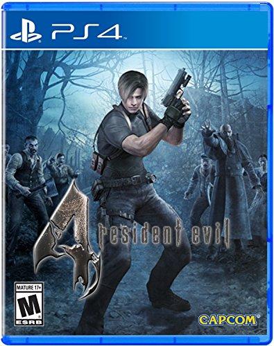 Resident Evil 4 HD - PS4 Standard Edition inkl. aller DLC's