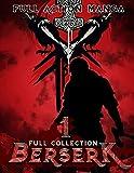 Full Action Manga Berserk Full Collection: Full series Berserk Volume 1