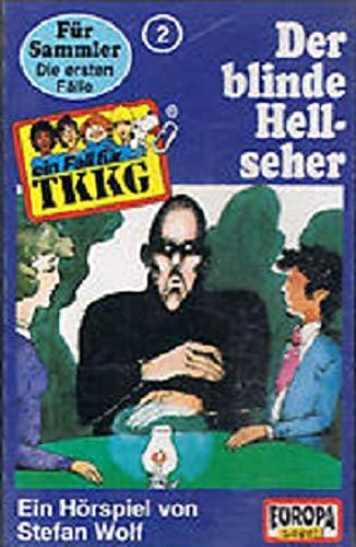 Tkkg   2-der Blinde Hellseher [Musikkassette] [Musikkassette]