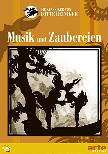 Lotte Reinigers Musik und Zaubereien (2 DVDs)