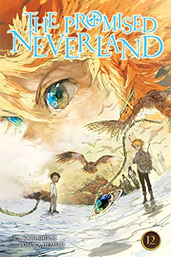 The Promised Neverland 12: Starting Sound
