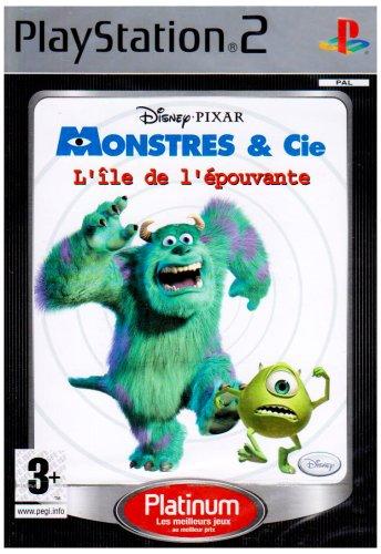 Monstres Et Compagnie - Platinum