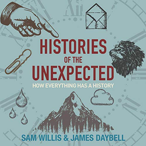 Histories of the Unexpected cover art