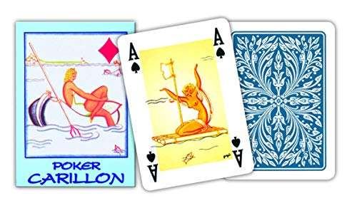 Poker Carillon Azul