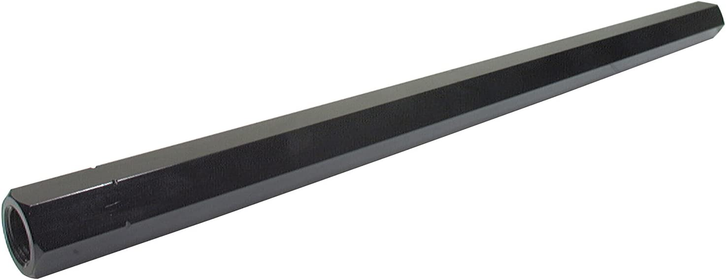 Allstar Performance ALL56715 Black Anodized Hex Aluminum 15 Long Suspension Tube