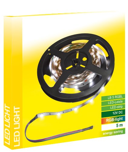 Transmedia LB5RGBL LC Série Ampoule RGB LED Bar 12 V 25 W