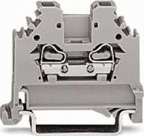 Wago 2-Leiter Durchgangsklemme 2,5 qmm, 280-104