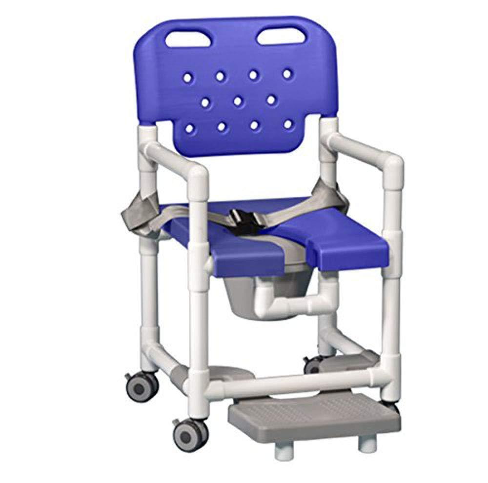 IPU Commode Footrest existing Bedside