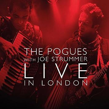 Live in London (with Joe Strummer)