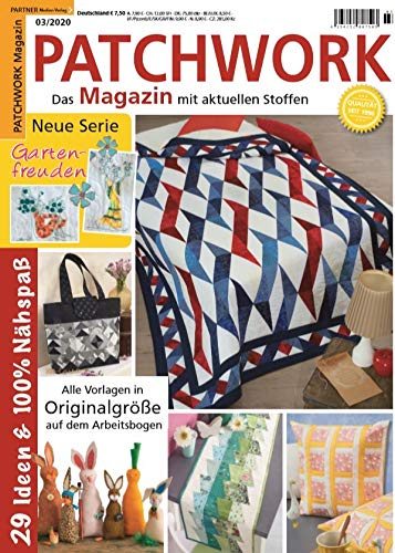 Patchwork Magazin 3/2020