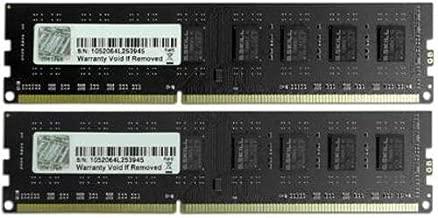 G.Skill 16GB DDR3 PC3-12800 1600MHz CL11 NT Series Desktop dual channel memory kit (2x8GB)