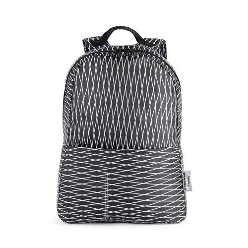 Tucano - Compatto Backpack A.Mendini zaino ripiegabile super leggero Mendini