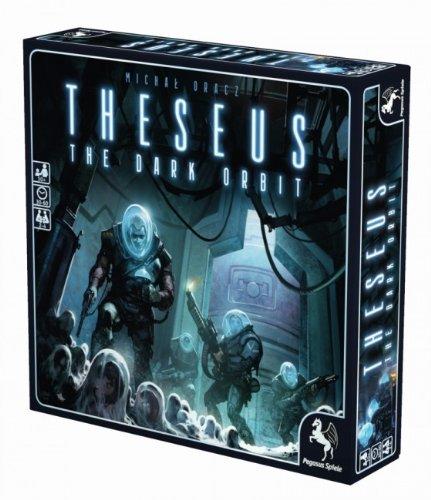 Pegasus Spiele 51960G - Theseus