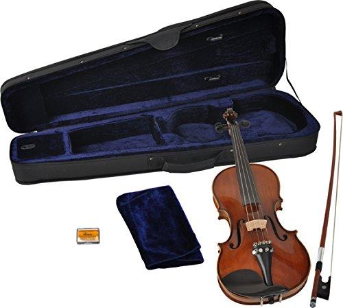 Steinbach 3/4 Geige im SET Ebenholzgarnitur
