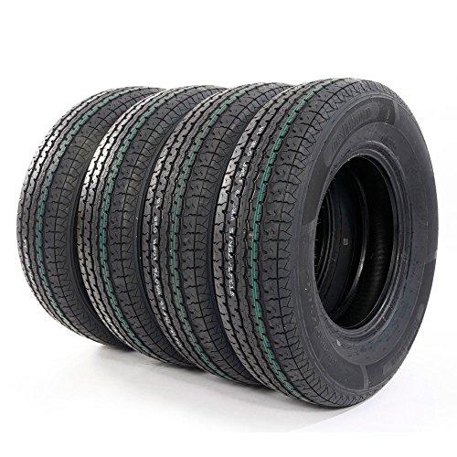 10 trailer tires - 9