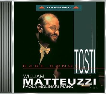 Vocal Recital: Matteuzzi, William - TOSTI