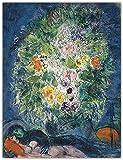 Arte de la lona Pintura al óleo Obra de arte Imagen decorativa Decoración Decoración del hogar-40cm x 60cmx1 Sin marco