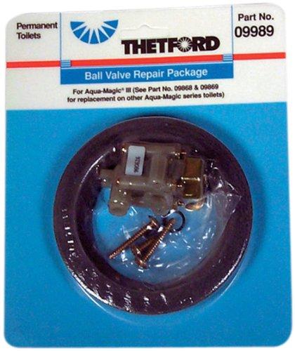 Thetford 09989Aqua Magic III Válvula de Bola Paquete