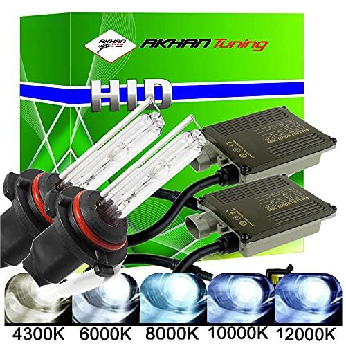 Akhan Digital 9-32 v 35W cANBUS xénon 8000 k kit kit d'extension hB4 brûleur avec xénon hID Ballast/Lampe et de Montage matériau sans Message d'erreur, Pas de Scintillement