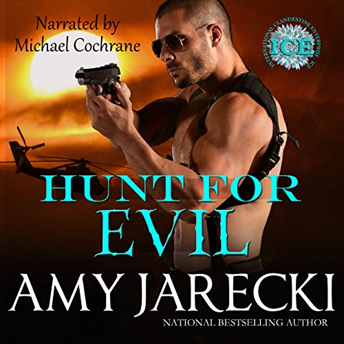 Hunt for Evil audiobook cover art