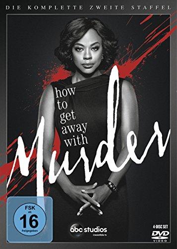How to Get Away with Murder - Die komplette zweite Staffel [4 DVDs]
