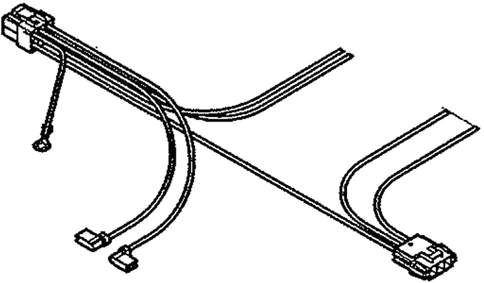 Max 42% OFF 297170200 Freezer NEW before selling Wire Harness Genuine Equipment Manufa Original