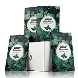 MYARO 12 Packs Peppermint Scented Sachets for Drawer and Closet, Long-Lasting Home Fragrance Sachet for Lover