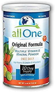 All One Nutrient Powder Original All One 5.29 oz Powder