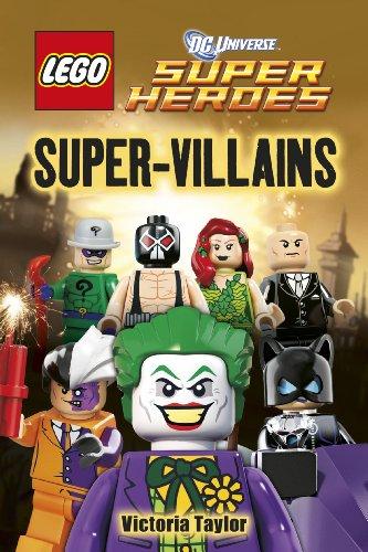 LEGO® DC Super Heroes Super-Villains (DK Readers Level 2)