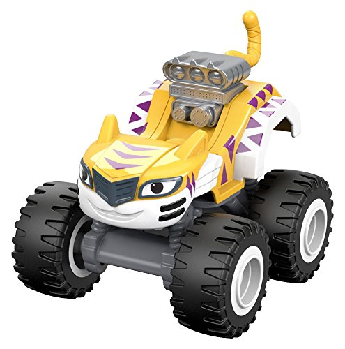 Blaze and the Monster Machines - Super Tiger Stripes