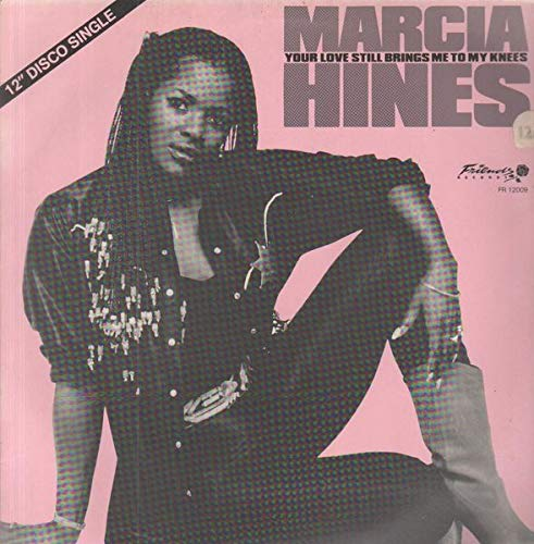 Marcia Hines - Your Love Still Brings Me To My Knees - Friends Records...
