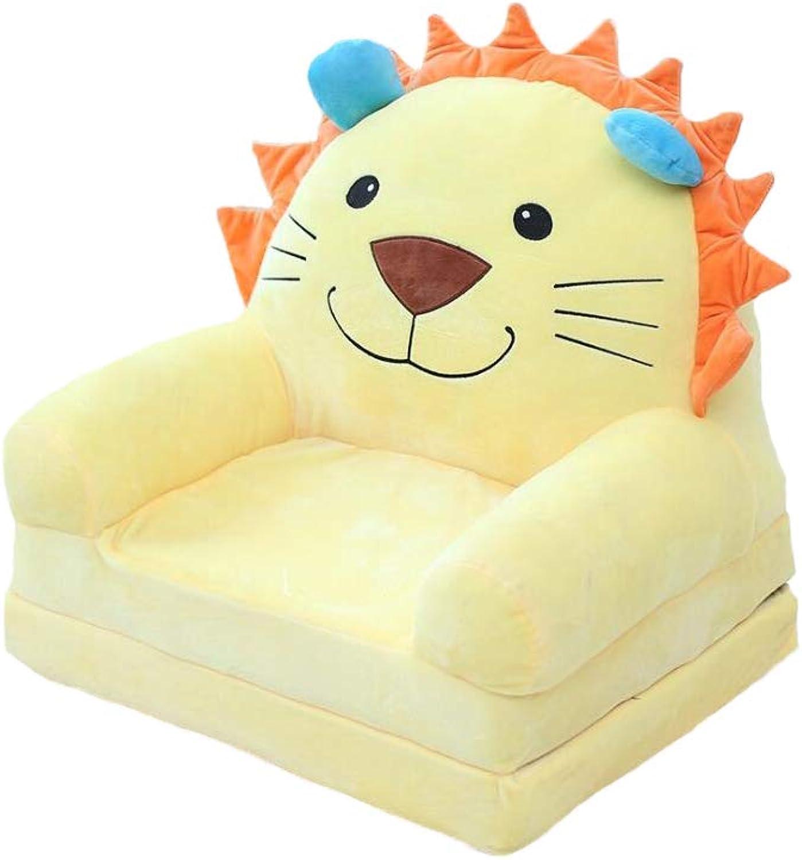 Kids Tatami Abnehmbare Abdeckung Plüsch Stuhl Komfortable Baby-Sofa-Kinder Cartoon & Animation Sofa Spielzeug Plüsch Stuhl Jungs Mdchenspielzeug Kindergeburtstags Geschenk Gro