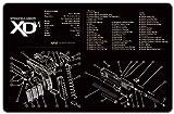 TekMat 17-XDM Springfield Armory XDM Handgun Mat, Multi