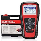 Autel TPMS Relearn Tool TS401 with Autel MX-Sensor Program Function and Other Brand Sensor Relearn Service (without OBDII Cable)