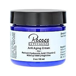 Top 5 anti aging cream with retinol
