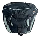 BIRIA Pannier Shopping Bag for Bicycle, Great for Laptop Computers and Groceries