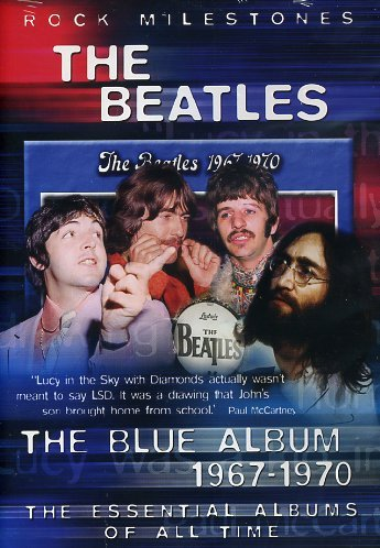 The Beatles - The Blue Album [2008] NTSC [DVD] [UK Import]