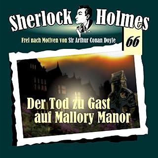 Der Tod zu Gast auf Mallory Manor Titelbild