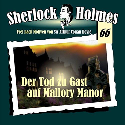 Der Tod zu Gast auf Mallory Manor audiobook cover art