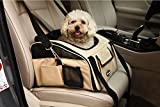 Petcomer - Transportín de viaje impermeable para perros pequeños y gatos