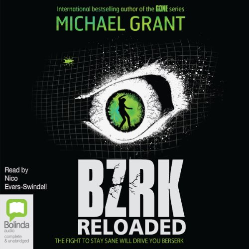 BZRK Reloaded cover art