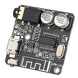 Receptor de Audio, Módulo Receptor de Audio, Placa de Módulo Receptor de Audio Estéreo DIY para Bluetooth 5.0, con...