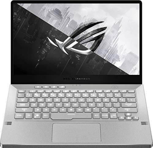 Product Image 4: ASUS ROG Zephyrus G14 14″ VR Ready 120Hz FHD Gaming Laptop,8Core AMD Ryzen 9 4900HS(Beat i7-10750H),16GB RAM,1TB PCIe SSD,Backlight,Wi-Fi 6,USB C,NVIDIA GeForce RTX2060 Max-Q,Win10 (Moonlight White)