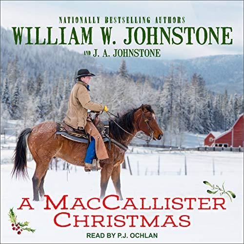 A MacCallister Christmas Titelbild