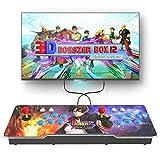 Bosszer Pandora Box 12 Retro Arcade Game Machine for Home -Black